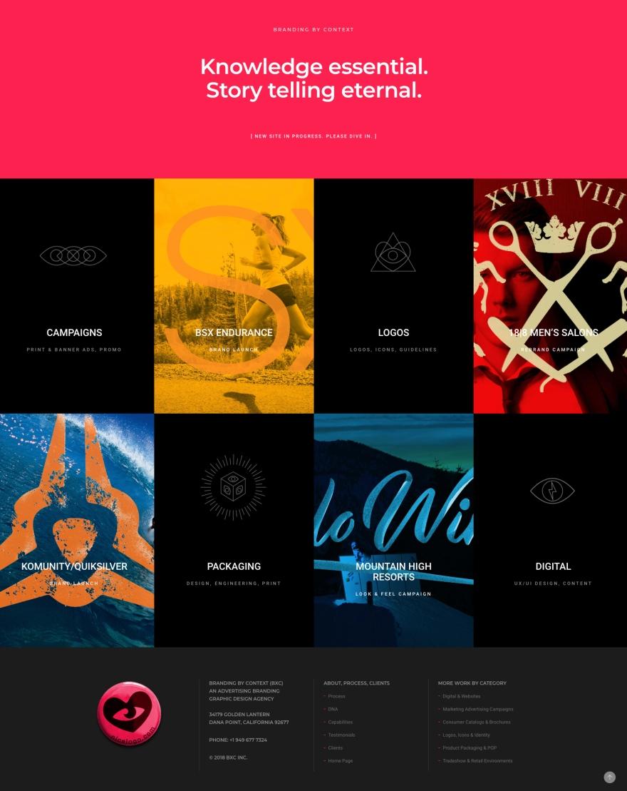 branding-by-context-portfolio-website