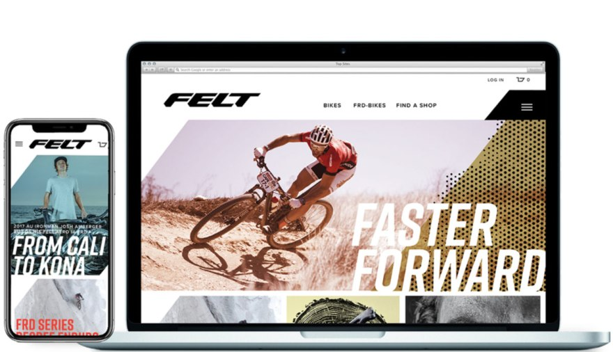 felt-bikes-website-app-designs